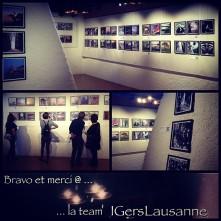 Photos prise par GalerieduPressoir